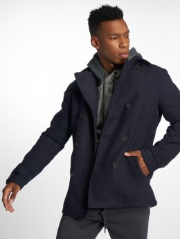 Only & Sons Parka onsSune Wool blauw