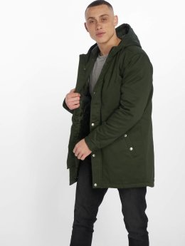 Only & Sons Parka Bunda onsAlex olivový