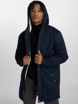 Only & Sons Parka onsAlex Teddy niebieski