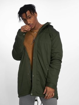 Only & Sons Parka onsAlex Teddy olijfgroen