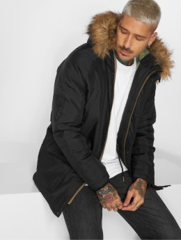 Only & Sons / Parka onsSigurd in zwart
