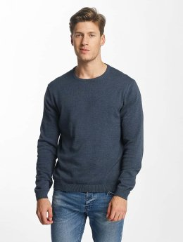 Only & Sons Pullover onsAlex Crew Neck blau