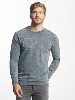 Only & Sons Pullover onsTrent Printed blau