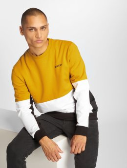 Only & Sons Pullover Onsjagger gelb
