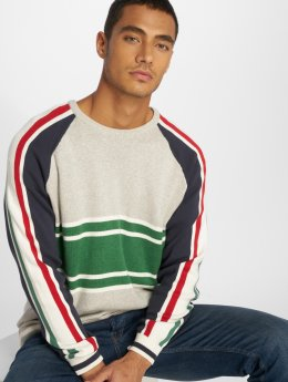 Only & Sons Pullover onsPax 12 Striped grau