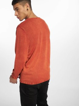 Only & Sons Pullover onsGarson Wash orange