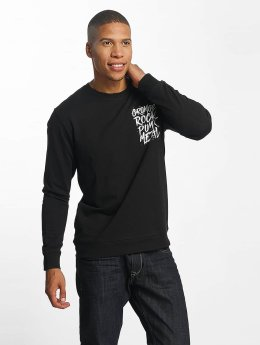 Only & Sons Pullover onsVill Rock Print schwarz