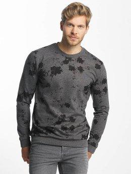 Only & Sons Pullover onsTim Flower schwarz