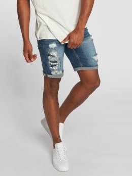 Only & Sons Short onsPly Paint bleu