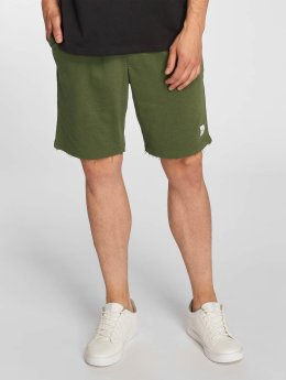 Only & Sons shorts onsChristian olijfgroen
