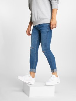 Only & Sons Skinny jeans onsWarp 393 Knee Cut blauw