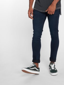 Only & Sons Skinny jeans Onsspun blauw