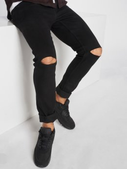 Only & Sons Skinny Jeans onsWarp 6462 czarny