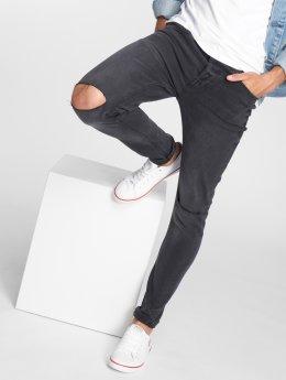 Only & Sons Skinny jeans onsWarp 36 Knee Cut grijs