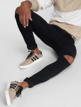 Only & Sons Skinny Jeans onsWarp Rip Knee schwarz