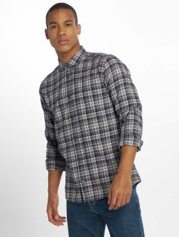 Only & Sons Skjorter onsMario Checked  blå