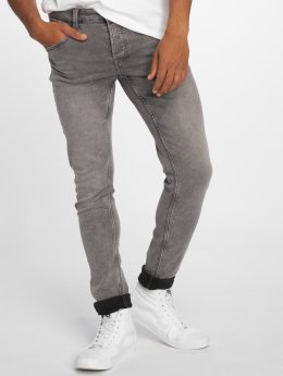 Only & Sons Slim Fit Jeans Onsloom Grey Jog Pk 1444 šedá