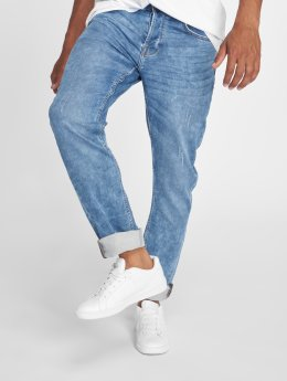 Only & Sons Slim Fit Jeans onsLoom Jog blau