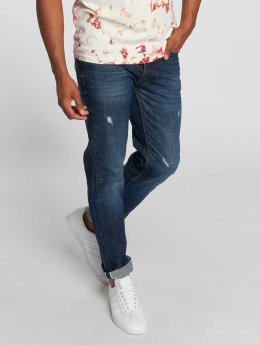 Only & Sons Slim Fit Jeans onsLoom Wash Selvedge blauw
