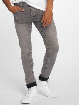 Only & Sons Slim Fit Jeans Onsloom Grey Jog Pk 1444 grijs