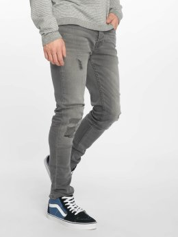 Only & Sons Slim Fit Jeans onsSpun  grijs
