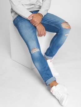 Only & Sons Slim Fit Jeans onsLoom 378 modrý