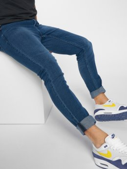 Only & Sons Slim Fit Jeans Onsspun modrý