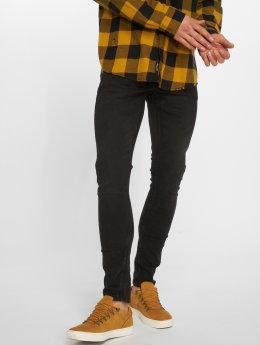 Only & Sons Slim Fit Jeans  onsSpun Washed Pk 1458 schwarz