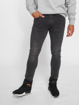Only & Sons Slim Fit Jeans onsLoom Washed svart
