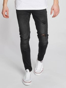 Only & Sons Slim Fit Jeans onsWarp zwart
