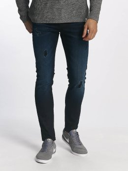 Only & Sons Straight Fit Jeans onsLoom modrý