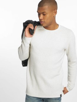 Only & Sons Sweat & Pull onsLukas 3d Structure blanc
