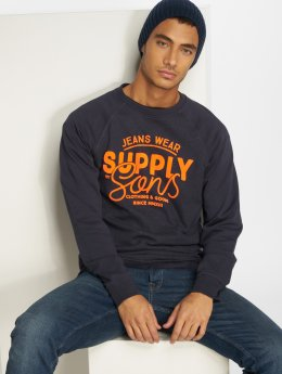 Only & Sons Sweat & Pull onsJermaine bleu