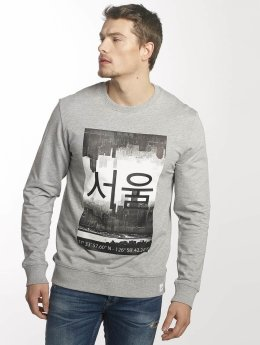 Only & Sons Sweat & Pull onsKane Frontprint gris