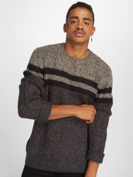 Only & Sons Sweat & Pull onsLazlo 3 Blocked gris