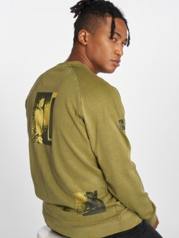 Only & Sons Sweat & Pull onsWuk olive