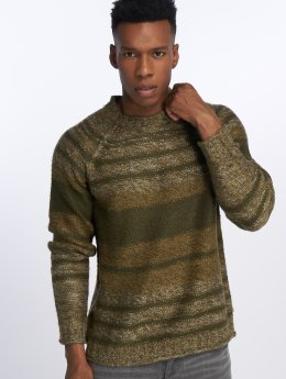 Only & Sons Sweat & Pull onsCallen olive