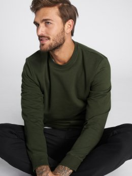 Only & Sons Sweat & Pull onsBasic Brushed olive