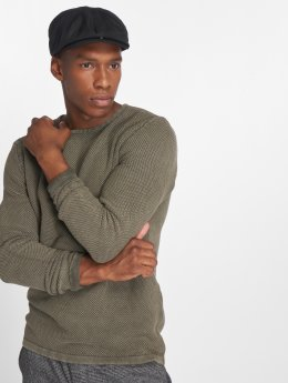 Only & Sons Sweat & Pull onsHugh olive