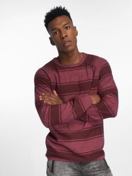 Only & Sons Sweat & Pull onsAlexo 12 Striped rouge