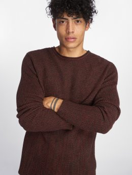 Only & Sons Sweat & Pull onsSato 5 Multi Clr Knit rouge