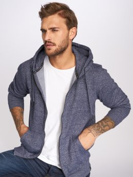 Only & Sons Sweatvest Onsjay blauw