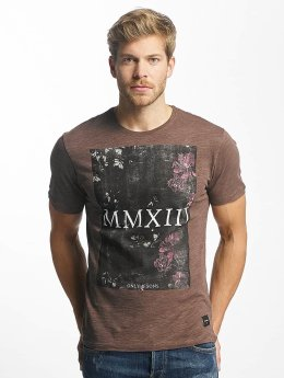Only & Sons T-paidat onsMax ruskea