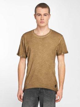 Only & Sons T-paidat onsSlam Slub ruskea