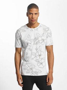 Only & Sons T-paidat onsAutflower valkoinen