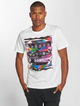 Only & Sons T-paidat onsDermot valkoinen