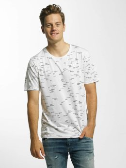 Only & Sons T-Shirt onsAnker blanc