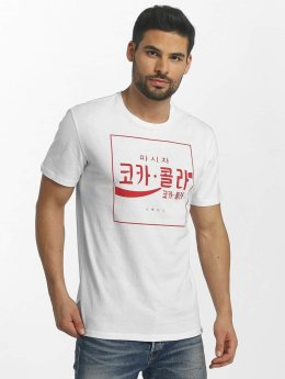Only & Sons T-Shirt onsCoca Cola blanc