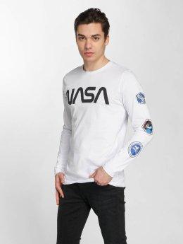 Only & Sons T-Shirt onsNasa blanc