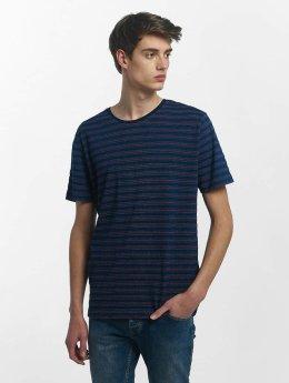 Only & Sons T-Shirt onsIndigo Chi Stripe blau